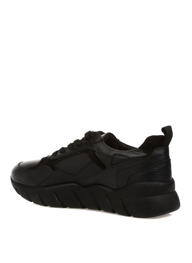 Black Pepper Spor Ayakkabı Siyah
